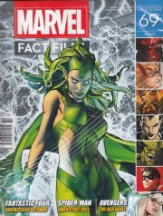 Marvel Fact Files #69 Eaglemoss Publications